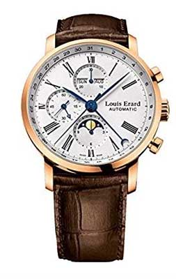 louis erard watches review