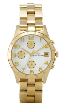 marc jacobs watches - men's henry chrono