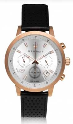 maserati watches review
