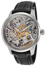 Maurice Lacroix watches - men's masterpiece Squelette