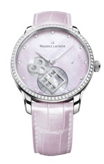 Maurice Lacroix watches - women's masterpiece square wheel