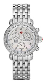 michele watches - signature diamond