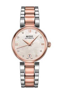 mido watches baroncelli ladies