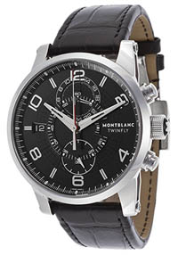 montblanc watches timewalker