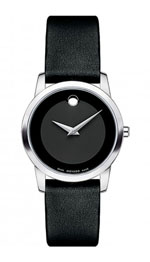 movado watches - women's museum watch