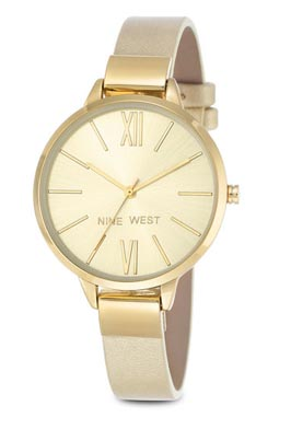 nine west watches tindleigh bangle