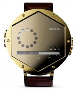 Nooka watches - Zex gold