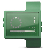 Nooka watches - Zub Zayu Zirc dark green
