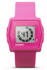 Nooka watches - zub zibi zirc pink