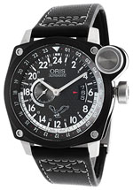 Oris watches - men's blue eagle