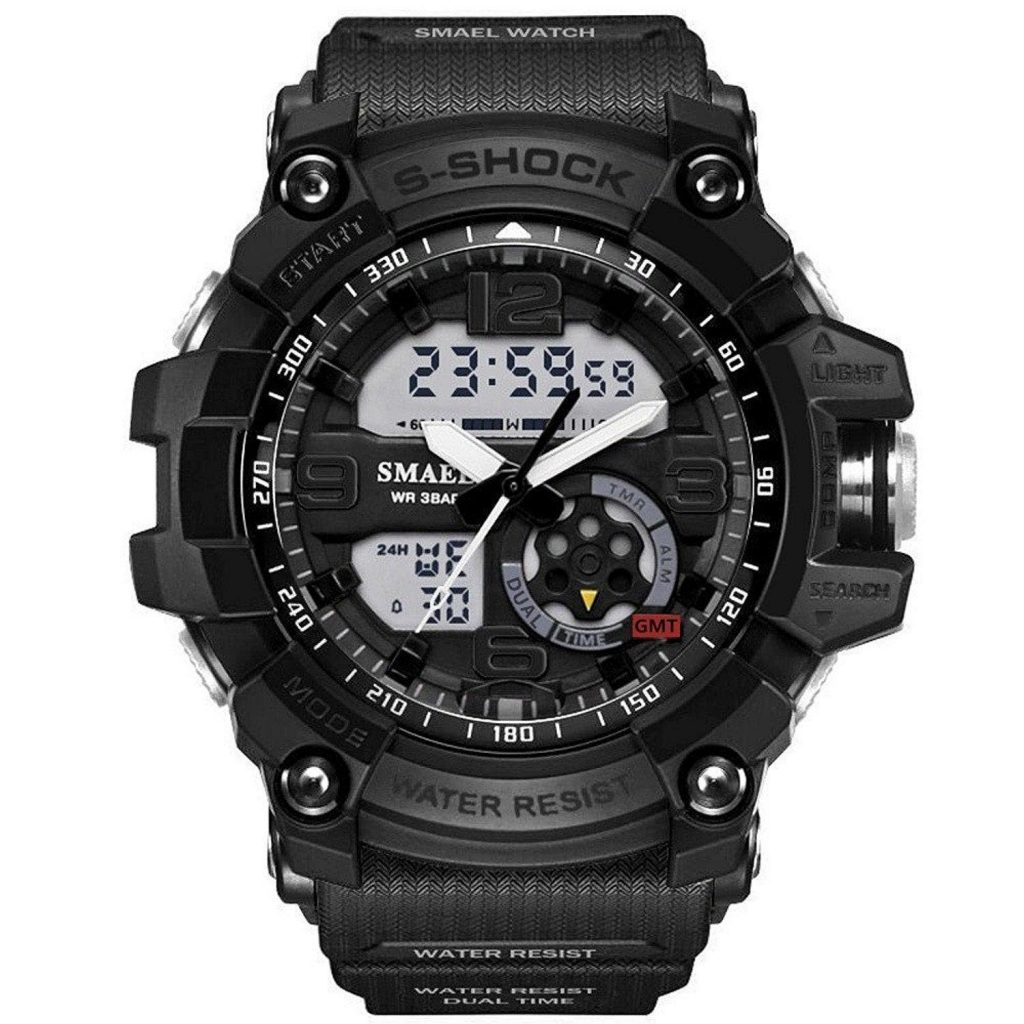 palada watches military dual time