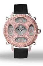 paris hilton watches - pink is love