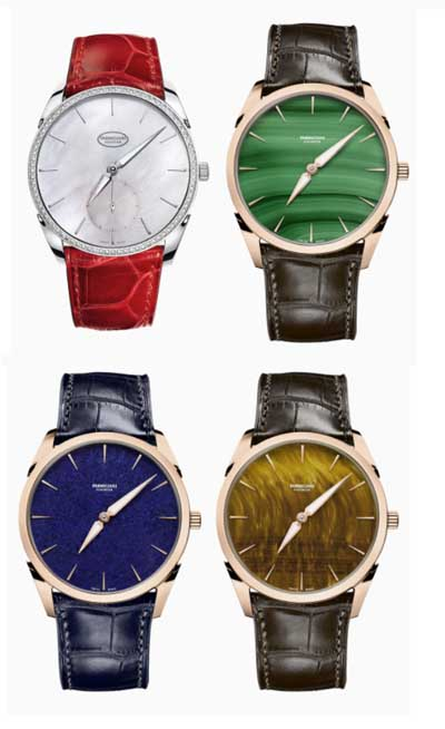 Parmigiani Fleurier watches colorful