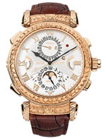 watch complications - Patek Philippe Grandmaster Chime