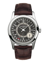 Patek Philippe watches - men's Calatrava white gold