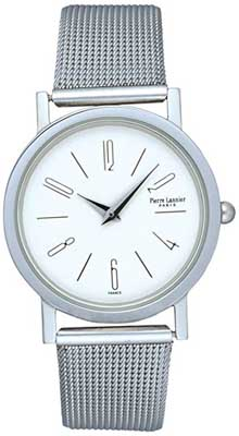 pierre lannier watches men's monotone