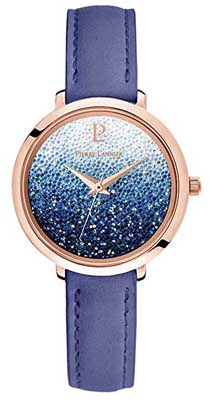 pierre lannier watches womens swarovski crystals