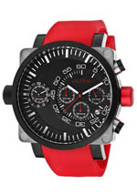 Red Line watches - Dual Timer Chronograph