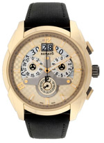 Renato watches - Curvatura yellow gold