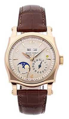 roger dubuis sympathetic watch