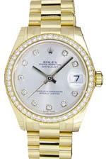 Rolex Datejust - Ladies President