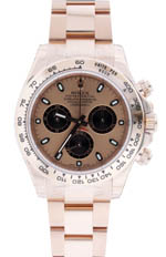 Rolex Daytona - pink index
