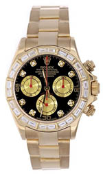 Rolex Daytona - yellow gold