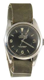 Rolex Explorer - 1961