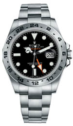 Rolex Explorer II - black
