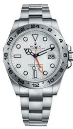 Rolex Explorer II - white