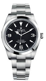 Rolex Explorer - Stainless