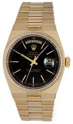 Rolex Oysterquartz - Day-Date gold