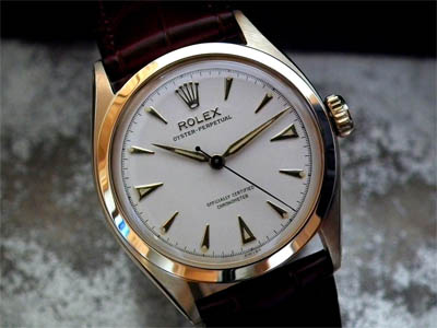 Vintage 1951 Rolex Perpetual automatic watch