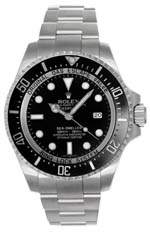 Rolex Sea Dweller black face