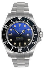 Rolex Sea Dweller blue face