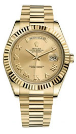 Rolex watches - men's day date II president