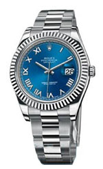 Rolex watches - men's perpetual datejust II
