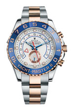 Rolex Yacht Master II - steel and everose gold