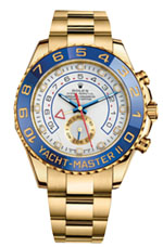 Rolex Yacht Master II yellow gold