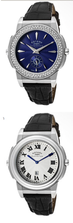 Rotary watches - women's evolution Tz2 reversible