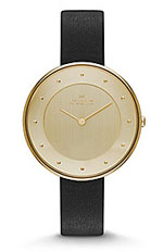 Skagen watches - women's gitte leather