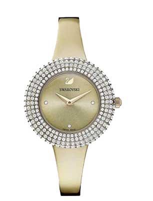 swarovski watches crystal rose
