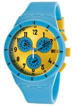 swatch watches - women's originals chronograph