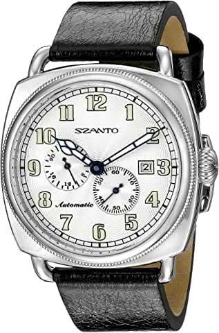 szanto watches unisex coin cushion