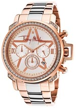 Thierry Mugler watches - rose tone bracelet