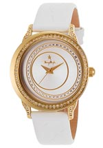 Thierry Mugler watches - white leather