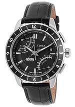 Timex watches - Men's chronograph black
