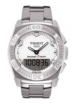 tissot watches - men's raching touch