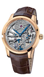 Ulysse Nardin watches - Skeleton Tourbillon
