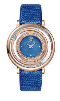versace watches venus blue